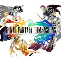 Game Box for Final Fantasy Dimensions (iOS)
