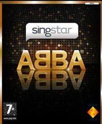 Okładka SingStar ABBA (PS2)