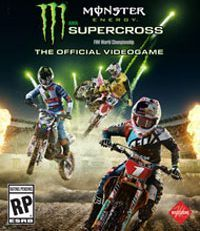 Game Box for Monster Energy Supercross: The Official Videogame (PC)
