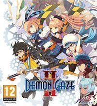 Okładka Demon Gaze II (PSV)