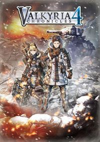 Okładka Valkyria Chronicles 4 (PS4)