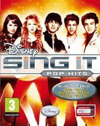 Okładka Disney Sing It: Pop Hits (PS3)