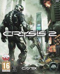 Okładka Crysis 2 (PC)