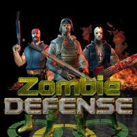 Game Box for Zombie Defense (PC)