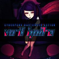 Okładka VA-11 Hall-A: Cyberpunk Bartender Action (PC)