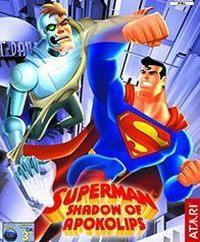 Game Box for Superman: Shadow of Apokolips (GCN)