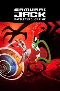 Game Box for Samurai Jack: Battle Through Time (PC)