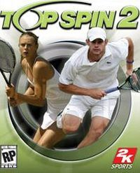 Game Box for Top Spin 2 (GBA)