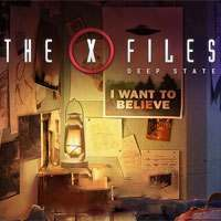Game Box for The X-Files: Deep State (WWW)