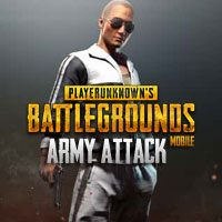 Okładka Playerunknown's Battlegrounds Mobile: Army Attack (AND)