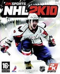 Okładka NHL 2K10 (X360)