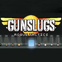 Okładka Gunslugs: Rogue Tactics (PC)