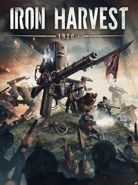 Okładka Iron Harvest (PC)
