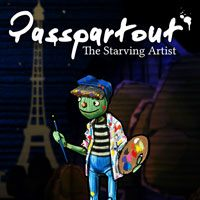 Game Box for Passpartout: The Starving Artist (PC)