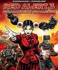 Okładka Command & Conquer: Red Alert 3 - Commander's Challenge (X360)