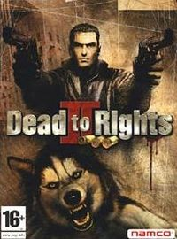 Okładka Dead to Rights II: Hell to Pay (PS2)