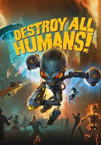 Okładka Destroy All Humans! (PC)