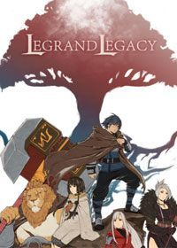 Game Box for Legrand Legacy: Tale of the Fatebounds (PC)