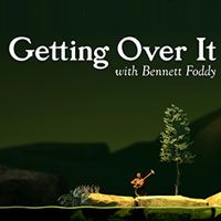 Game Box for Getting over it with Bennett Foddy (PC)