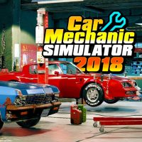 Okładka Car Mechanic Simulator 2018 Mobile (iOS)
