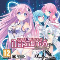 Okładka Hyperdimension Neptunia Re;Birth 2: Sisters Generation (PC)