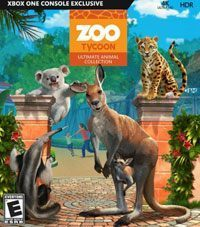 Okładka Zoo Tycoon: Ultimate Animal Collection (PC)