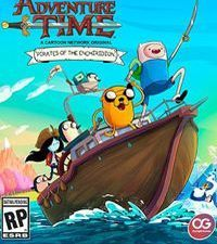 Game Box for Adventure Time: Pirates of the Enchiridion (PC)