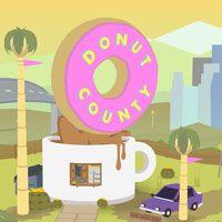 Okładka Donut County (PS4)