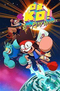 Okładka OK K.O.! Let's Play Heroes (XONE)