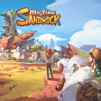 My Time at Sandrock (PS5 cover