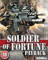 Okładka Soldier of Fortune: Payback (PC)
