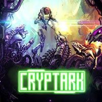 Okładka Cryptark (PC)