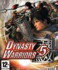 Okładka Dynasty Warriors 5 (PS2)