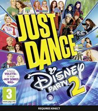 Game Box for Just Dance: Disney Party 2 (X360)