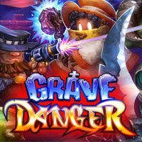 Game Box for Grave Danger: The Ultimate Edition (PS4)