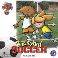Okładka Backyard Soccer (PS1)