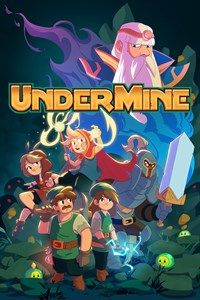 Game Box for UnderMine (PC)