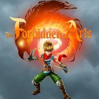 Game Box for The Forbidden Arts (PC)