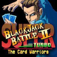 Okładka Super Blackjack Battle II Turbo Edition (PC)