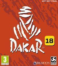 Game Box for Dakar 18 (PC)