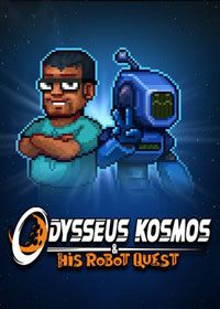 Game Box for Odysseus Kosmos and his Robot Quest (Switch)