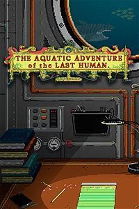 Game Box for The Aquatic Adventure of the Last Human (PC)