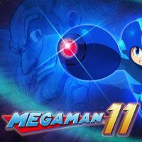 Game Box for Mega Man 11 (PC)