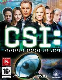 Okładka CSI: Crime Scene Investigation (PC)