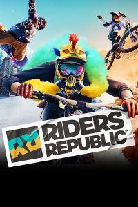 Game Box for Riders Republic (PS4)