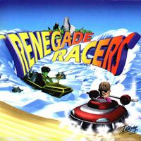 Game Box for Renegade Racers (PS1)