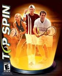 Game Box for Top Spin (PC)