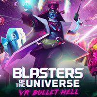 Okładka Blasters of the Universe (PC)