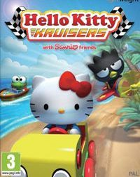 Game Box for Hello Kitty Kruisers (WiiU)