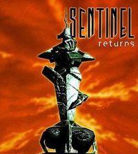 Okładka Sentinel Returns (PS1)